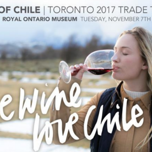 Tuesday, Nov 7th – Wines of Chile (@ Royal Ontario Museum)