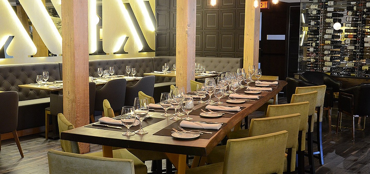 Tuesday, November 7th – Rutherford Wine Dinner (@ Chop XXI Steakhouse)