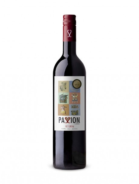 Passion Of Portugal Red