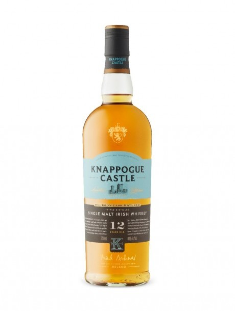 12 Yo Knappogue Castle Irish Single Malt Whiskey