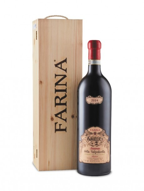 Farina Amarone 3L Wooden Box